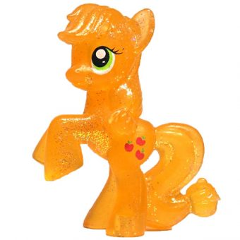 My Little Pony blind bag Applejack glitter version 1