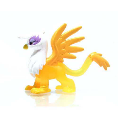 My Little Pony blind bag prototype Gilda the Griffin crystal version 1