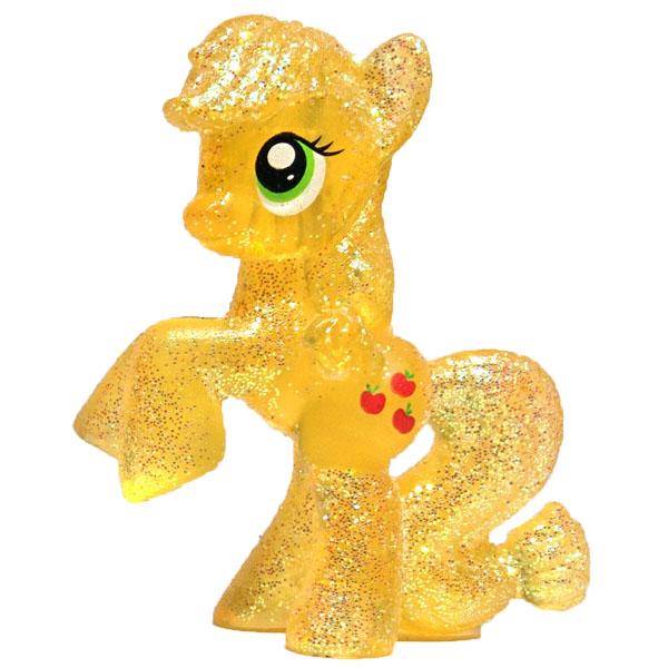 My Little Pony blind bag Applejack glitter version 4