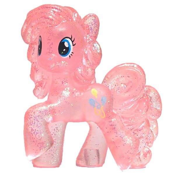 My Little Pony blind bag Pinkie Pie glitter version 6