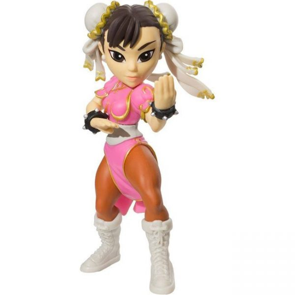 Street Fighter Rock Candy Gamestop Exclusive - Chun-Li (Pink Variant)