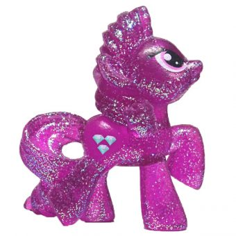 My Little Pony blind bag Amethyst Star glitter version 1