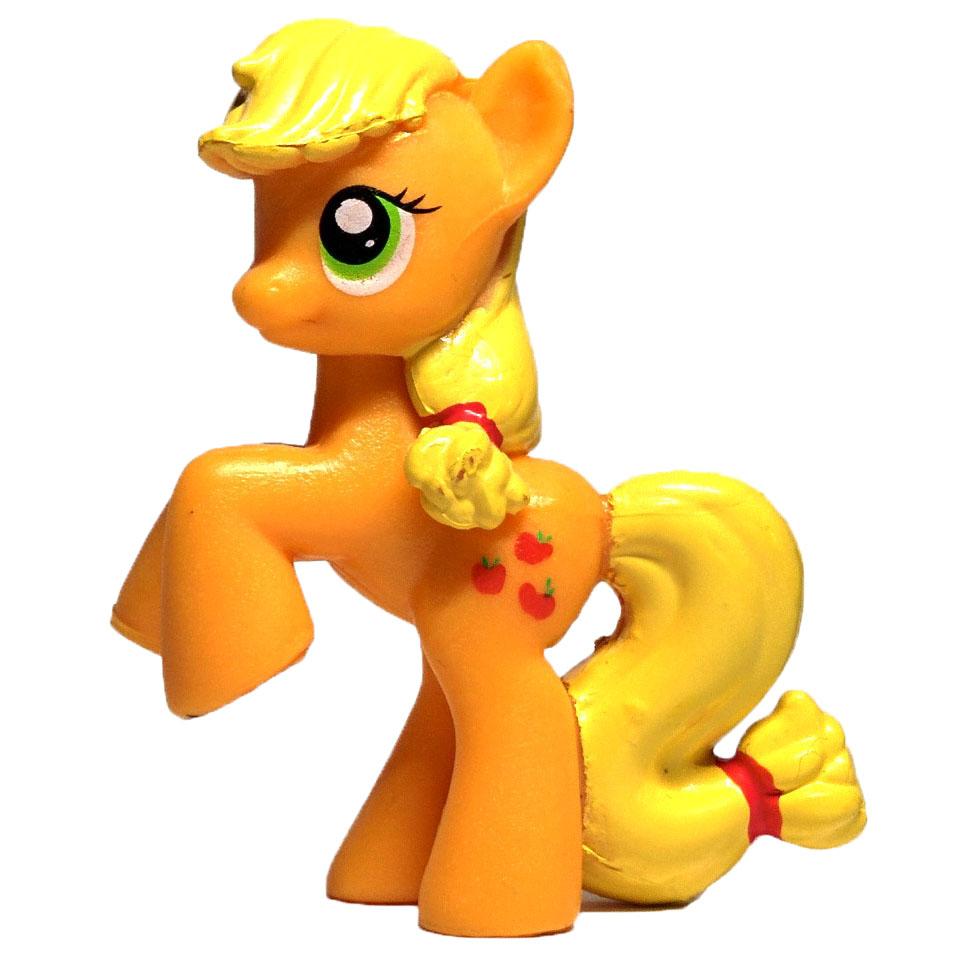 My Little Pony blind bag Applejack version 1