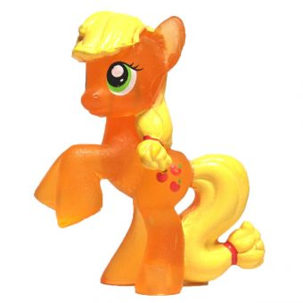 My Little Pony blind bag Applejack crystal version 1