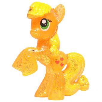 My Little Pony blind bag Applejack glitter version 2