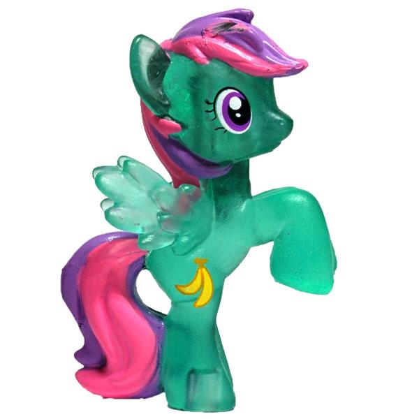 My Little Pony blind bag Banana Bliss crystal version 1