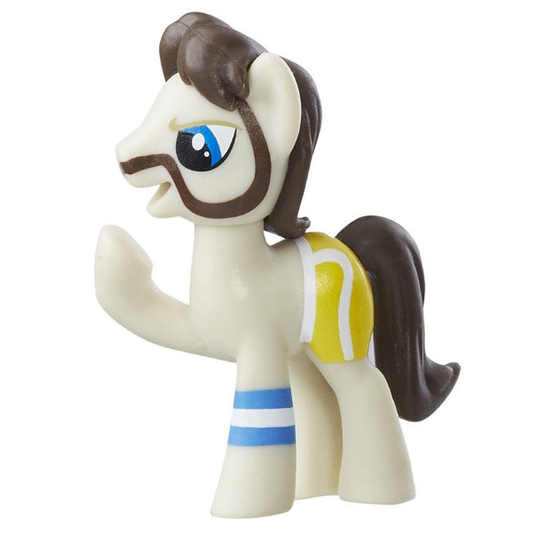 My Little Pony blind bag Ace Point version 1