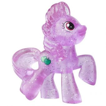 My Little Pony blind bag Apple Stars glitter version 1