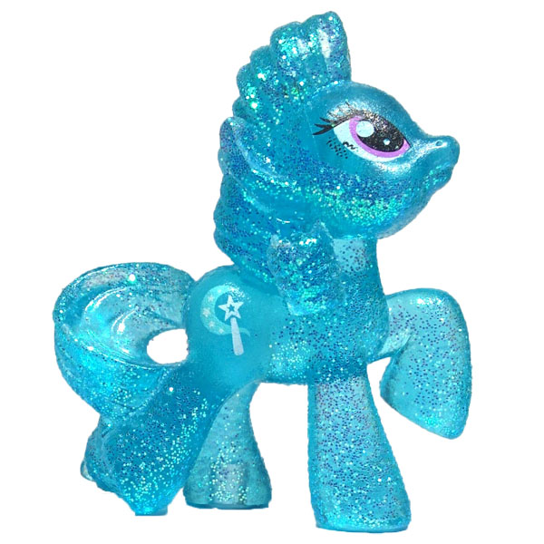 My Little Pony blind bag Trixie Lulamoon glitter version 1