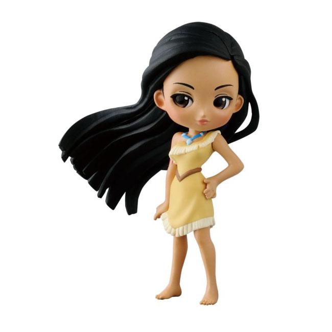 Disney Q Posket Petit Mini Figure Volume 1 - Pocahontas ...