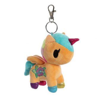 Tokidoki Unicorno Mini Plush Keychain Collection - Kaili