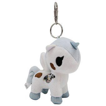 Tokidoki Unicorno Mini Plush Keychain Collection - Mooka