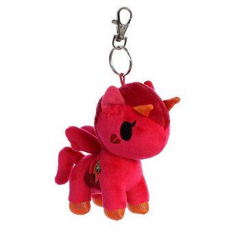 Tokidoki Unicorno Mini Plush Keychain Collection - Peperino