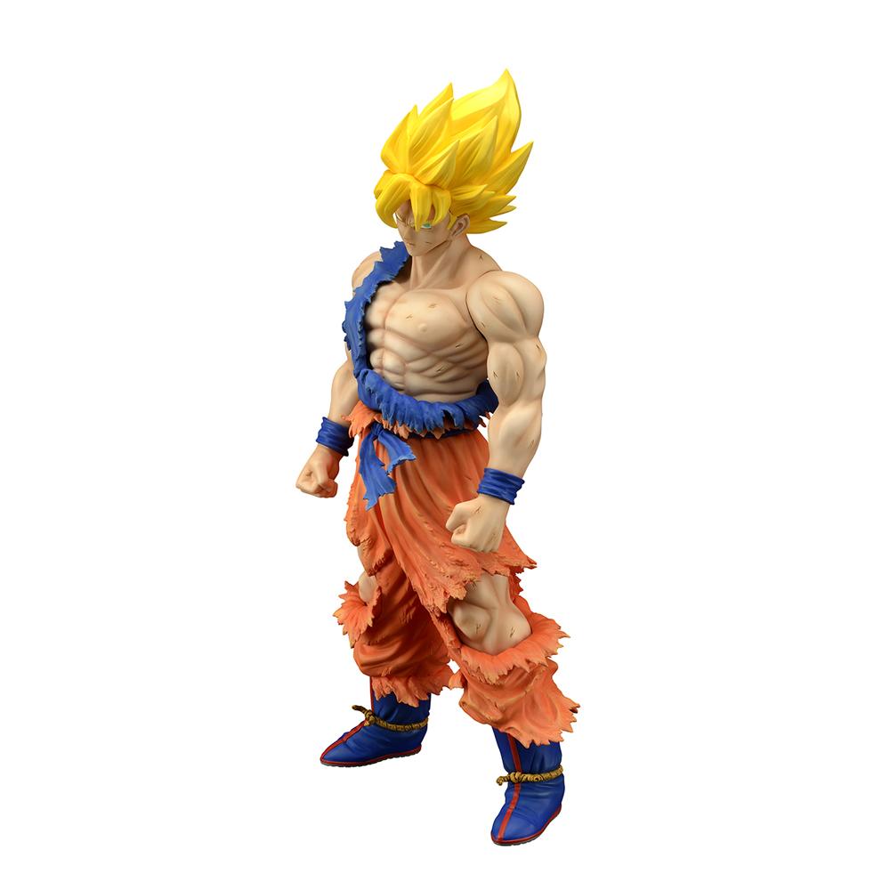 X Plus Gigantic Series Dragon Ball Figure Ssj Goku