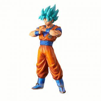 X-Plus Gigantic Series Dragon Ball Figure - SSJ Goku (Battle-damaged)