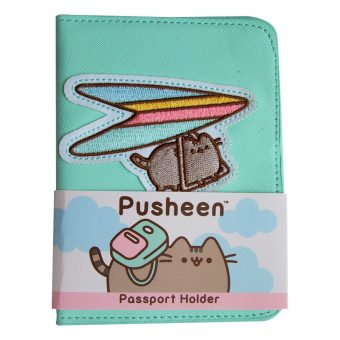 Pusheen Box Exclusive Luggage Tag