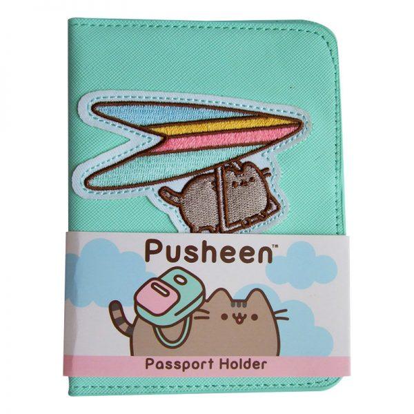Pusheen Box Exclusive Passport Holder