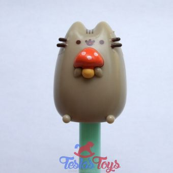 Pusheen Box Exclusive Pencil Topper - Pusheen with a Toadstool