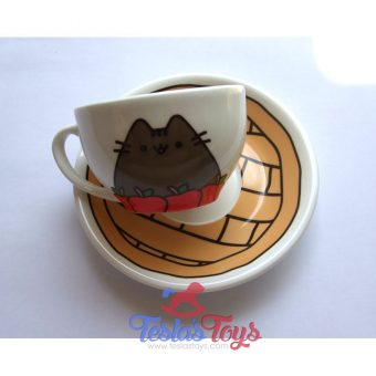 Pusheen Box Exclusive Cup & Saucer Set