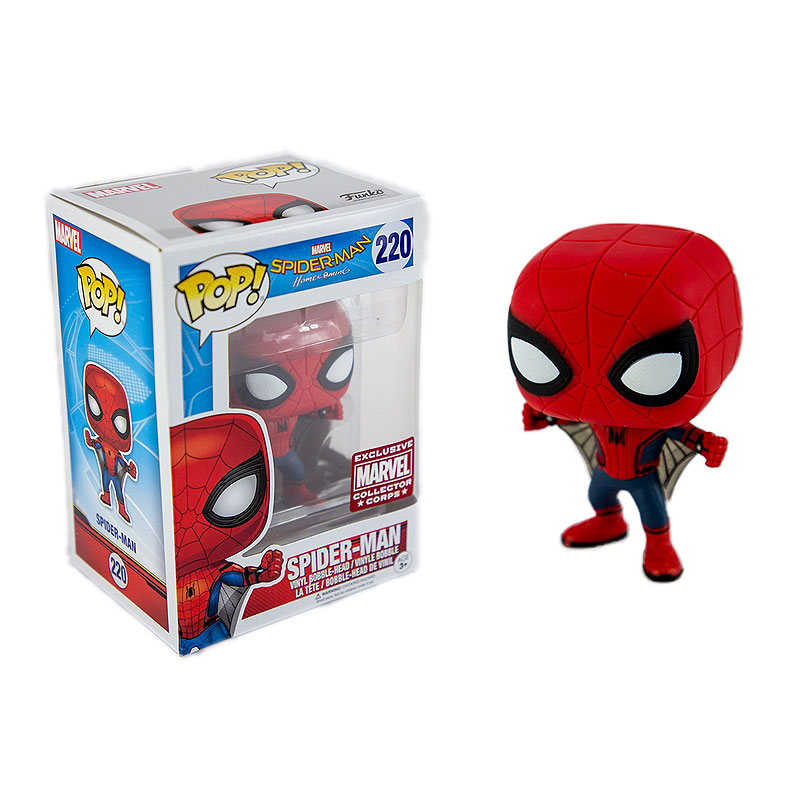 Marvel Collector Corps Funko POP! Exclusive - Spider-Man Homecoming