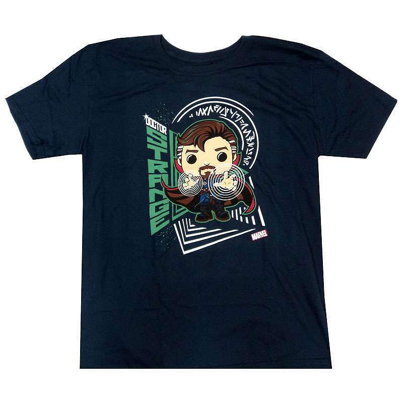 Marvel Collector Corps Funko Exclusive T-Shirt - Dr Strange (Medium)
