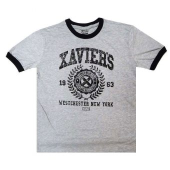 Marvel Collector Corps Funko Exclusive T-Shirt - X-Men Xavier's School for Gifted Youngsters (Large)