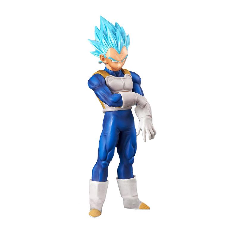 Dragonball Super Warriors Volume 1 Mini Figure Vegeta Blue