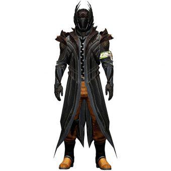 Destiny Game Stop Exclusive Action Figure - Warlock (Hallow Shader)