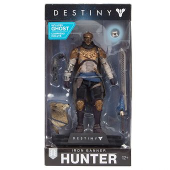 Destiny Walmart Exclusive Action Figure -  Hunter (Million Million Shade)