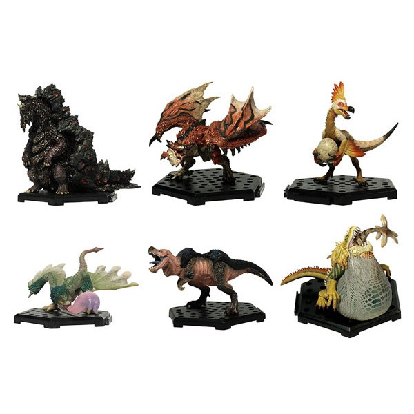 Monster-Hunter-Capcom-Figure-Builder-Standard-Model-Plus-Vol-9-Box-Set