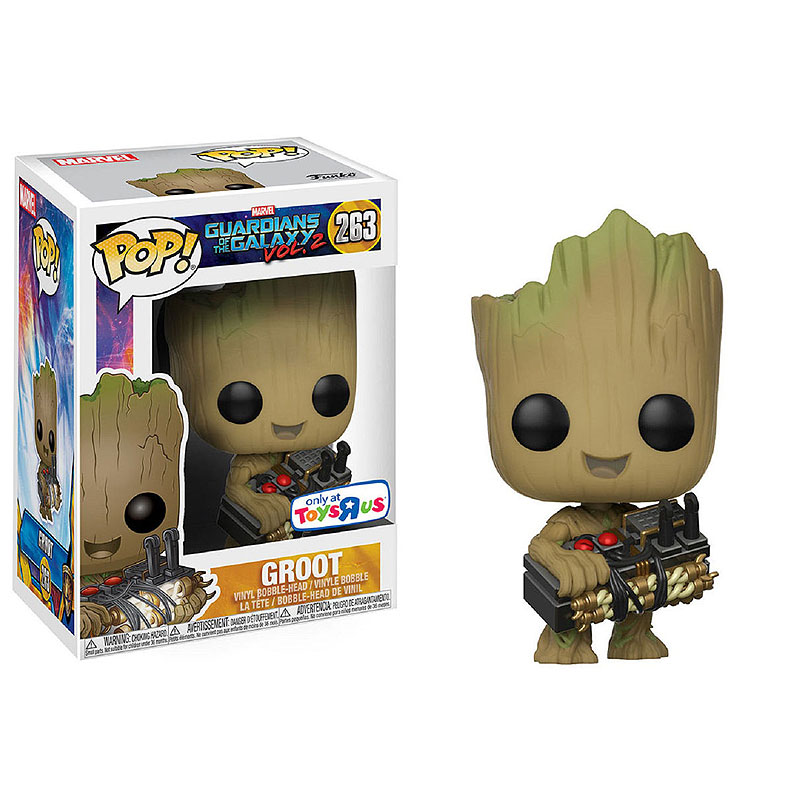 Guardians Of The Galaxy 2 Funko Pop Toys R Us Exclusive