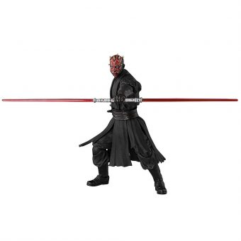 Star Wars Bandai Tamashii Nations SH Figuarts Action Figure - Darth Maul