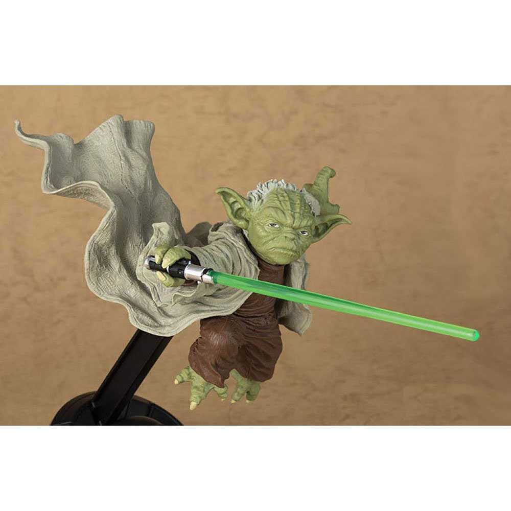 Banpresto star wars goukai yoda figure