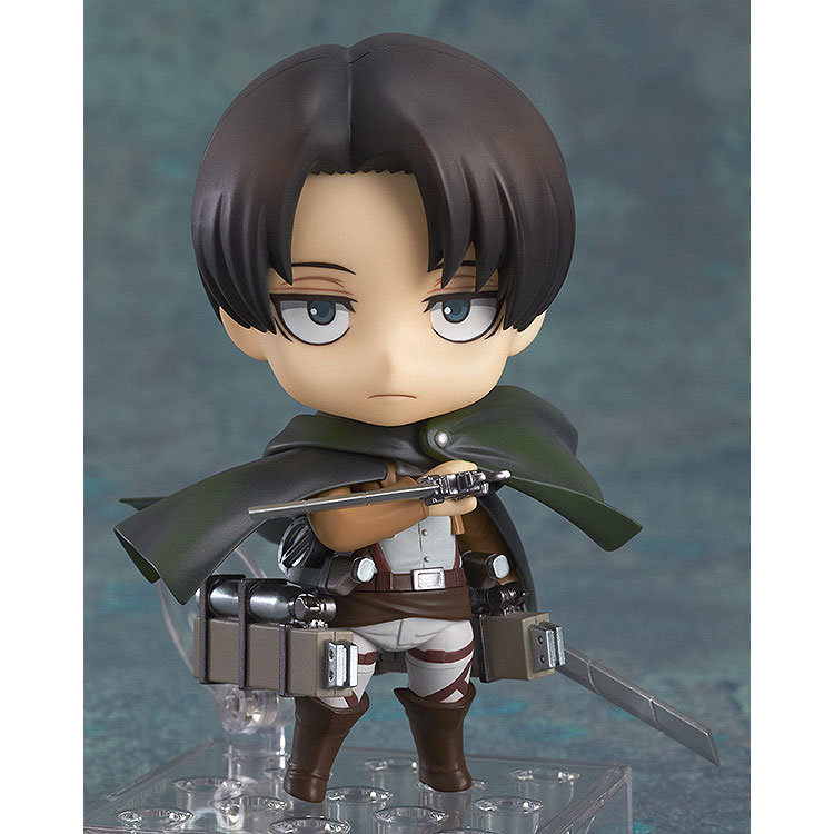 Attack On Titan Nendoroid Mini Action Figure Levi Ackerman