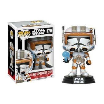 Star Wars Funko POP! Walgreens Exclusive - Clone Commander Cody