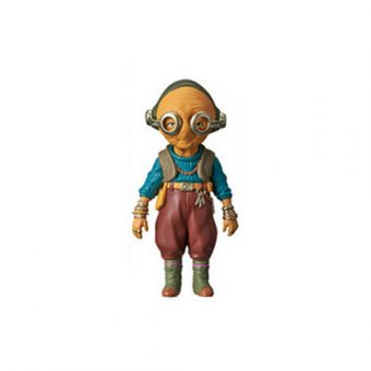 Star Wars World Collectable Figure WCF The Last Jedi Volume 3 - Maz Kanata
