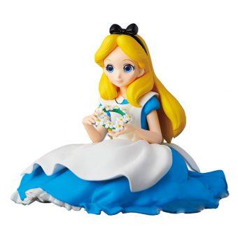 Disney Character Crystalux Figure - Alice in Wonderland