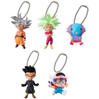 Dragon Ball Super UDM Burst 30 Keychain Swing Collection