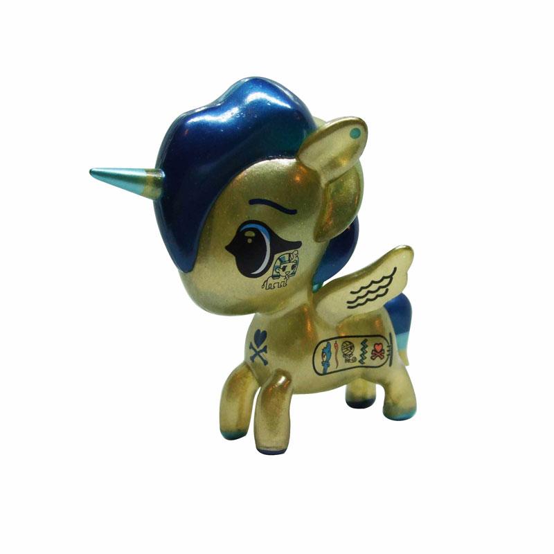 Cleo SDCC 2018 Tokidoki Exclusive Metallico Series 3 Unicorno Figure