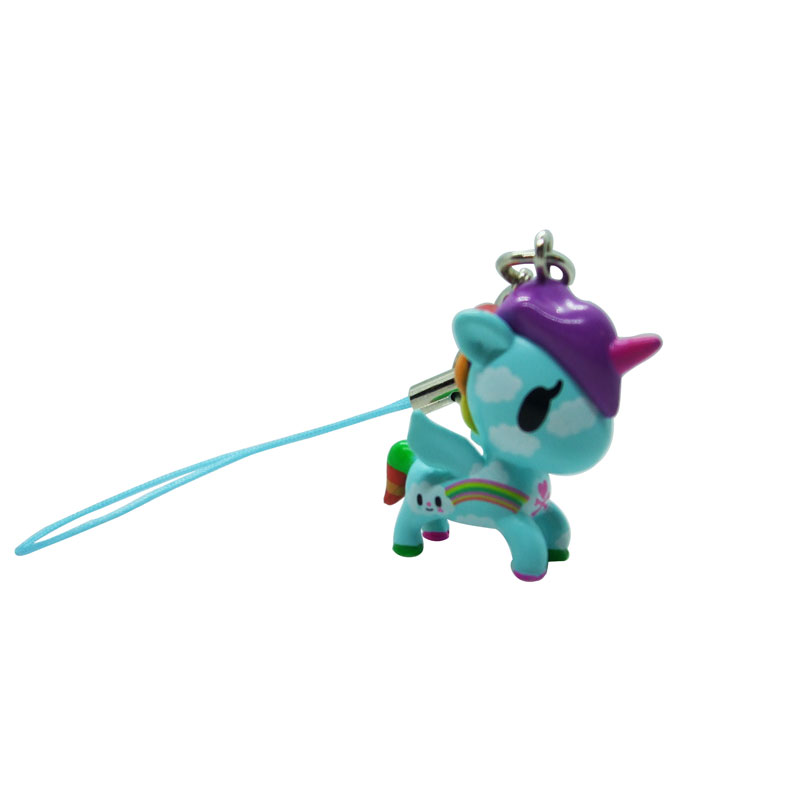 Tokidoki Unicorno Frenzies Series 2 Keychain Pixie