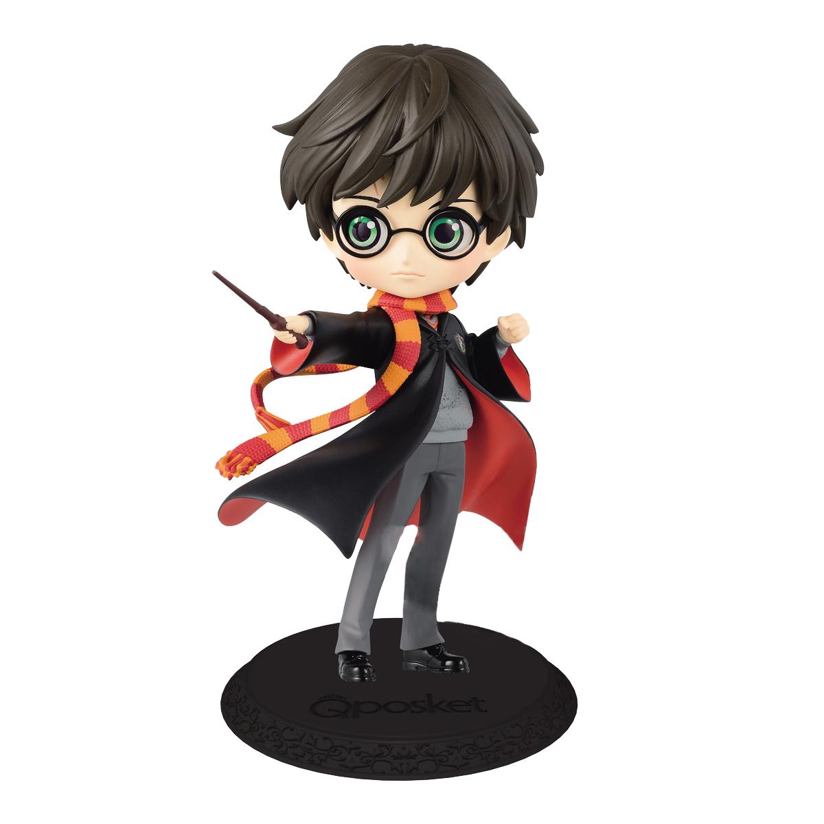 Harry Potter Banpresto Q Posket Figure Version A  Harry Potter Normal Color Ver