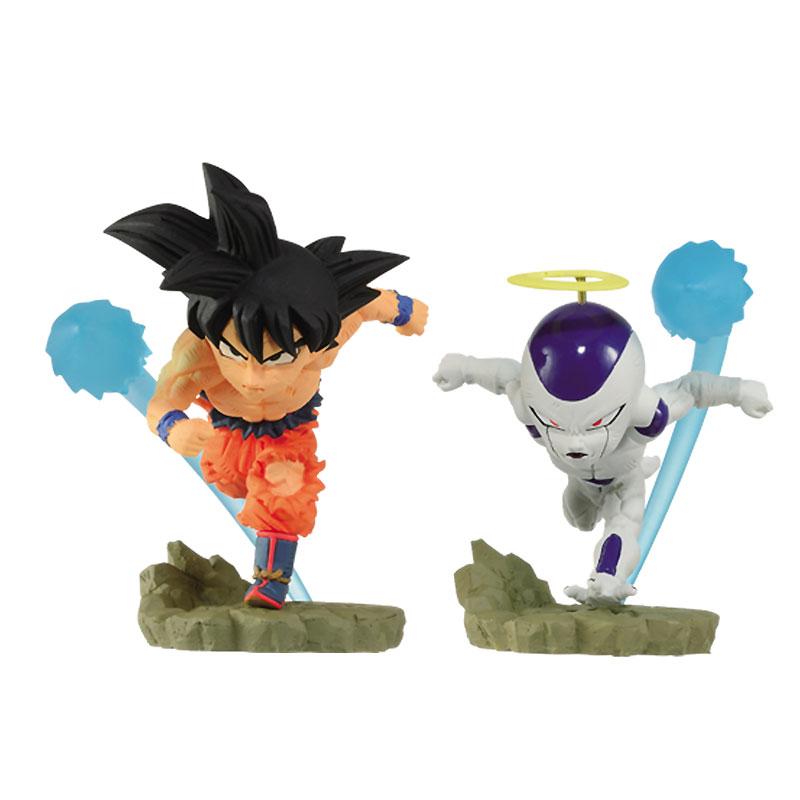 Banpresto Dragon Ball Z vol.0 WCF World Collectable Figure Set of 6 Gokou JAPAN