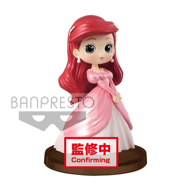 Pink:C by Banpresto Story of The Little Mermaid: Q Posket Petit Figure Ariel
