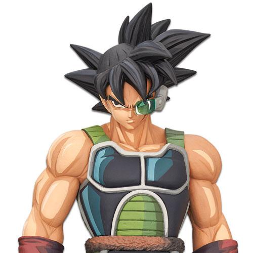 Banpresto Dragon Ball Z Bardock Statue pre Order