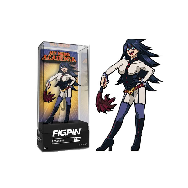 Nycc 2019 My Hero Academia Figpin Exclusive Midnight Tesla S Toys This page includes information and images about midnight relea. nycc 2019 my hero academia figpin exclusive midnight