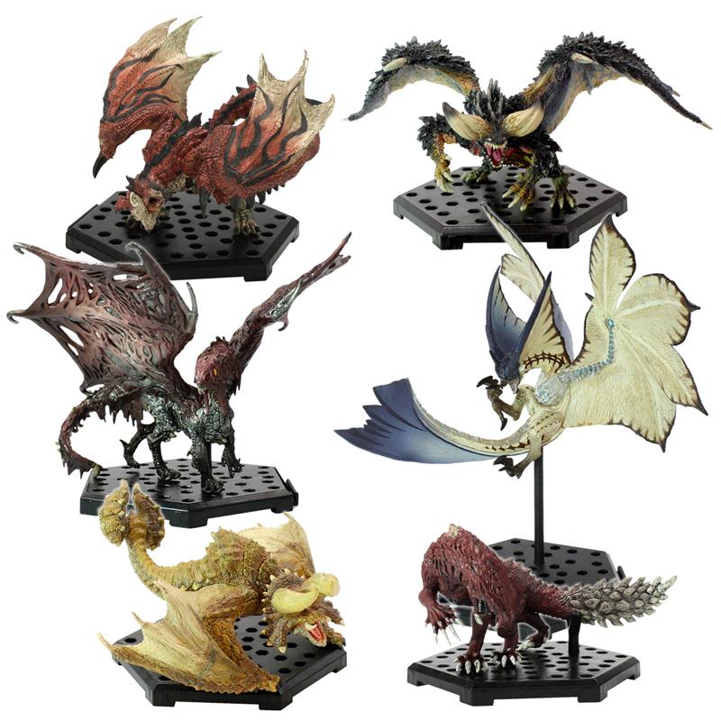Monster Hunter Capcom Figure Builder Standard Model Plus The Best Vol9 10 11 Box Set